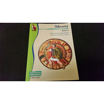 Livro Odisséia Homero Adaptação Leonardo Chianca