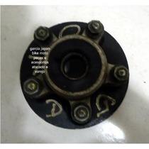 Contra Choque Roda Traseira Cbx750 Galo Original Yamaha