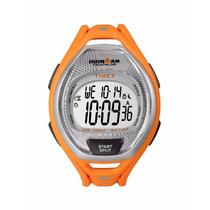 Relógio Timex Ironman Triathlon T5k512 Wkl/tn 50 Lap 10 Atm