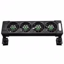 Cooler / Ventilador Quadruplo Para Aquario