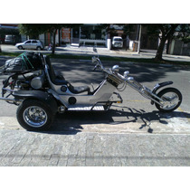 Triciclo By Cristo 2002 Motor 1600 Ar Dupla Som Cd
