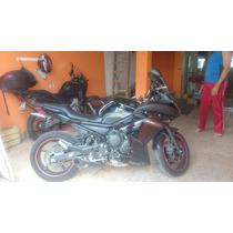 Moto Yamaha Xj6 F