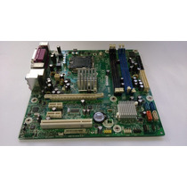 Placa Mãe Msi Ms-7352 775 Ddr2 Original Hp Dx7400
