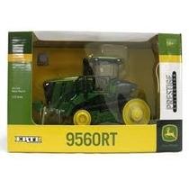 Miniatura Trator John Deere 9560rt Escala 1/32 Ertl Esteira