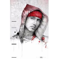 Camisetas Camisas - Rap Hip Hop Eminem 2pac Jay-z