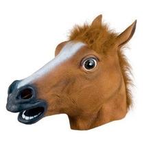 Mascara Cabeça De Cavalo Engraçada E Realista Harlem Shake