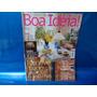 Revista Boa Idéia! Salas Escritório Renove Azulejo Pastilhas