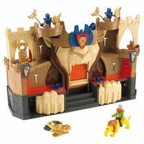 Imaginext Medieval Castelo Do Leão - Fisher-price 7727-7