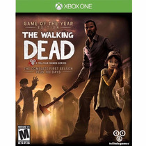 Jogo Xbox One The Walking Dead Game Of The Year 977314