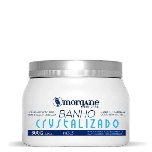 Banho Cristalizado Morgane Bio Care 500gr