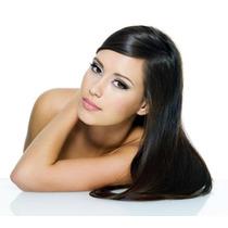 Aplique Fibra Japonesa Tic Tac Preto #1 Liso 200°c =cabelo