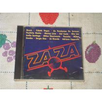 Cd Novela Zaza Nacional Trilha Sonora 1997
