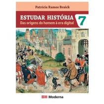 Livro: Estudar História Das Origens Do Homem À Era Dig