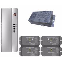 Interfone Para Elevador Intercomunicador 04 Placas
