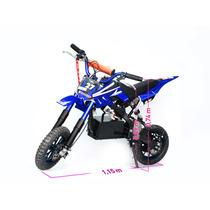 Mini Moto Eletrica 350w Cross Infantil