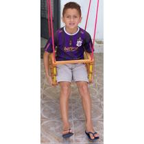 Cadeira Balanço Infantil Desmontavel Corda 10 Mm Argola Sold