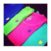 Camiseta Polo Wear Feminina Original