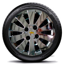 Calota Corsa Antigo Celta New Prisma Aro14 Chevrolet 185chr