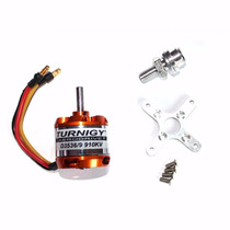 Motor Turnigy D3536/9 910kv Brushless (novo)