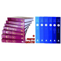 Enciclopédia Comp. Champlin Versícul X Versícul+ Frete Gráti
