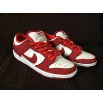 Tênis Nike Dunk Low Premiun Sb Valentine