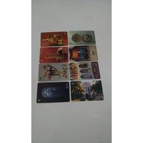 Cartão Telefonico Séries Museu De Astronomia Tenho 8 Cts Rj