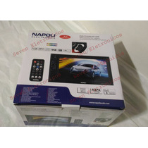 Dvd 2din Napoli 6260 Tela 6.2, Tv, Usb, Pronta Entrega Mg