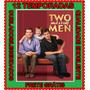 Coleção Dois Homens E Meio As 12 Temporadas + Frete Gratis