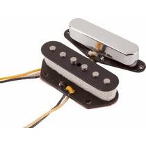 Set Captador Fender Custom Shop Texas Special Tele