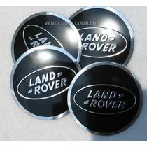 56mm Pr Emblemas Centro Rodas Land Rover Discovery Defender