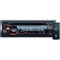 Toca Cd Player Sony Automotivo Cdx-g1050 Aux Mp3 Usb Radio