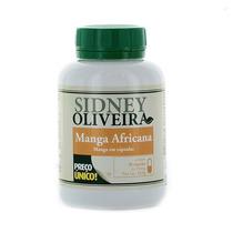Manga Africana 350 Mg - Sidney Oliveira 30 Cápsulas
