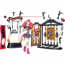 Circo Da Rochelle Goyle Monster High - Mattel