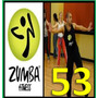 Dvd Zumba Fitness Mix 53 Para Professores Videos E Musicas