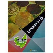 Livro: Projeto Araribá Plus - Geografia - 6º Ano