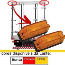Lanterna Palitão Para Bau De Caminhão (vigia) Unidade*