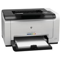 Impressora Laser Colorida Hp Pro Cp1025 Cf346a-696