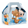 Maleta Kids Baby Mickey Disney (10 Unidades) Caixa Surpresa