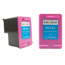 Cartucho Novo Hp 901 Color Impressora Hp J4660 4500 J4680