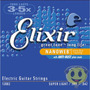 Encordoamento Elixir Guitarra 09 Anti Rush O F E R T A