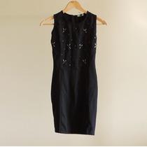 Vestido Basico Preto - Tubo - Preto Básico