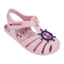 Sandália Baby Zaxy Nina Fundo Do Mar - 17044 - Luluzinha