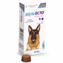 Bravecto Antipulgas E Carrapatos Para Caes De 20 A 40kg