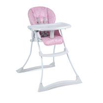 Cadeira De Refeição Burigotto Papa & Soneca Circles Rosa