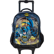 Batman Gothan Face Mochilete 14 M - 5401 Xeryus
