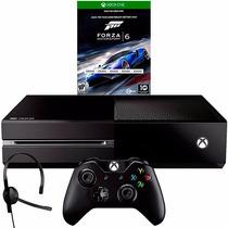 Console Xbox One 500gb Edição Limitada + Game Mania Virtual