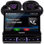 Dvd Positron Bluetooth + Kit Familia Pioneer Falante 6 6x9