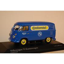 Minichamps Rara Miniatura Kombi 1959 1:43 Vw T1 Continental