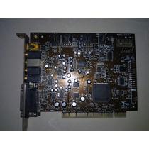 Placa De Som Creative Sound Blaster Live Ct4760 - 5.1 Canai