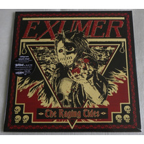 Exumer Raging Tides Lp Possessed Rising Metallica Exodus